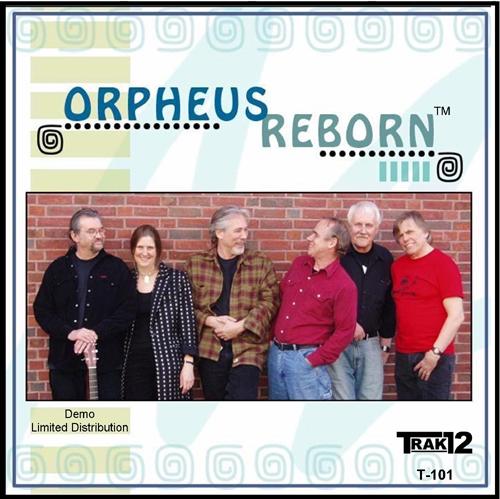 Orpheus Reborn Demo CD Insert Art