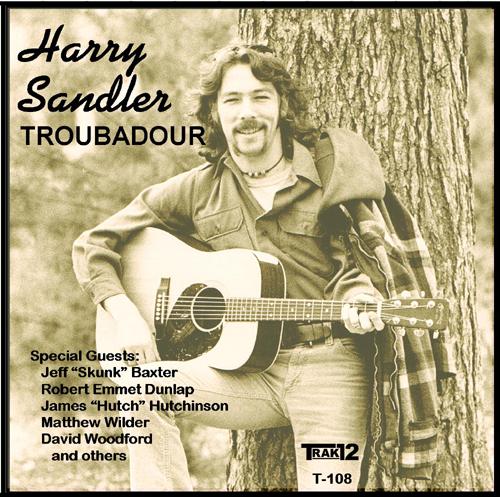 Troubadour: Harry Sandler