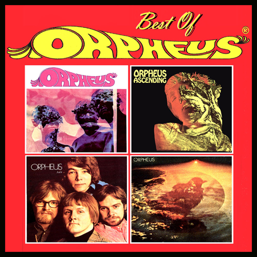 ''The Best Of Orpheus'' - Orpheus - IMG-319, CD insert