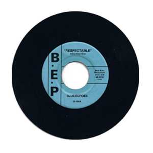 ''Respectable'' - the Blue Echoes - BEP B-104A