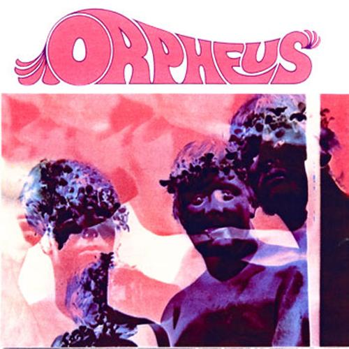 Orpheus' First Album: Bruce Arnold, Jack McKennes, Eric Gulliksen, Harry Sandler