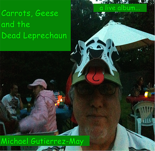 Carrots, Geese and the Dead Leprechaun
