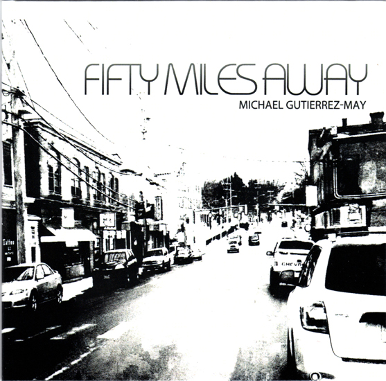 CD Cover: Fifty Miles Away