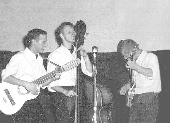 The Wanderers aka The Minute Men aka The College Boys, 1962