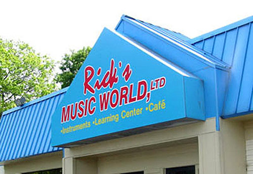 Rick's Music World